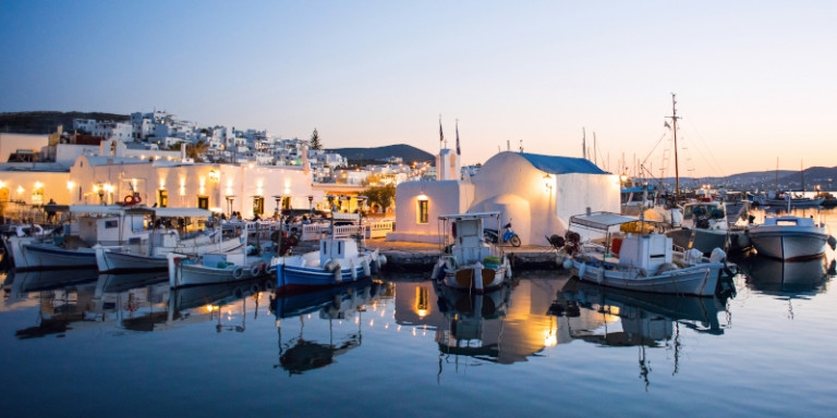 "Paros was voted the best island in Europe - ""The refuge with the most beautiful beaches in Greece"""